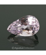8.65 cts Natural Pink KUNZITE Pear Drop Facet-C... - $38.76