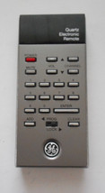 Vintage General Electric Quartz Electronic Remote Tested - $25.00