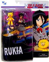 Bleach Series 1 Rukiya Kuchiki Encore Edition Action Figure Brand NEW! - $69.99