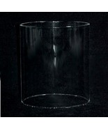 Tube Cylinder Glass 4 15/16 X 6 in Light Lamp S... - $54.95
