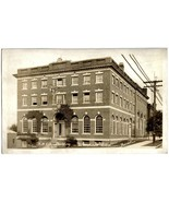 1923 Real Photo Postcard - YMCA Building Wenatchee, WA - $15.00