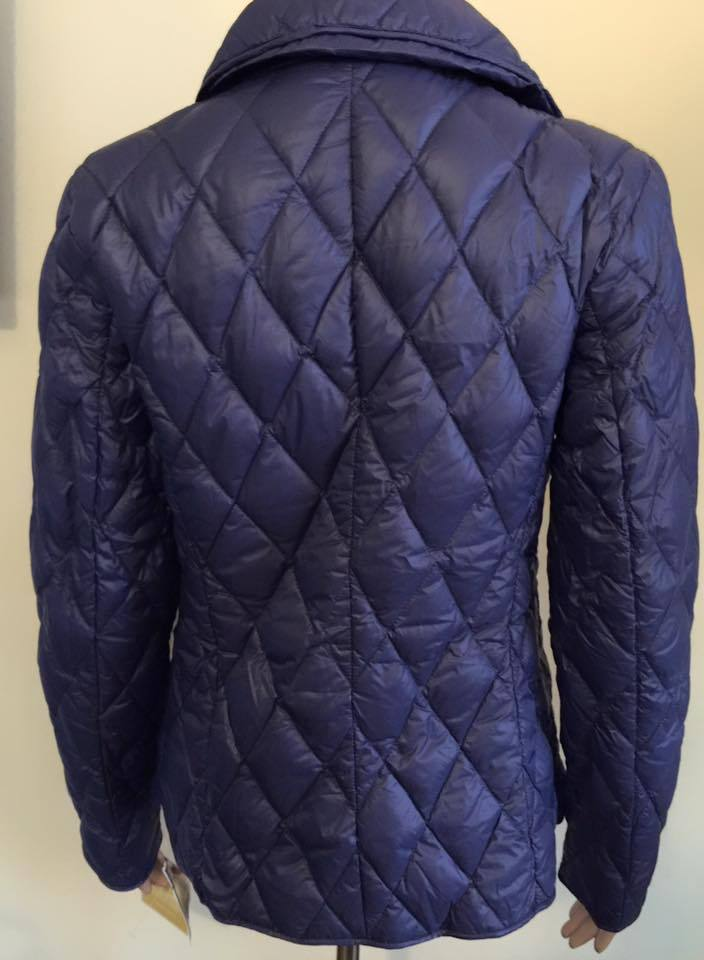MICHAEL Michael Kors,ultra ligth weigth down, blue/taipe Jacket Size: Small