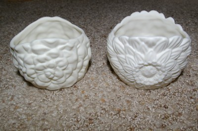 PartyLite Mayflower Tealight Pair Party Lite