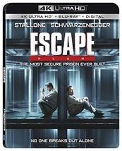 Escape Plan [4K Ultra HD+Blu-ray+Digital]
