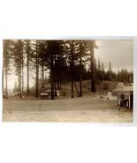 1924 Real Photo Postcard - Bradley Park Columbi... - $15.00