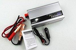 Portable Car 1200 Watt DC 12V to AC 110V Power Converter Transformer Sup... - $34.95