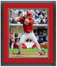 "11"" x 14"" Framed & Matted Paul Goldschmidt Diamondbacks- Studio Photo Pl... - $43.95"