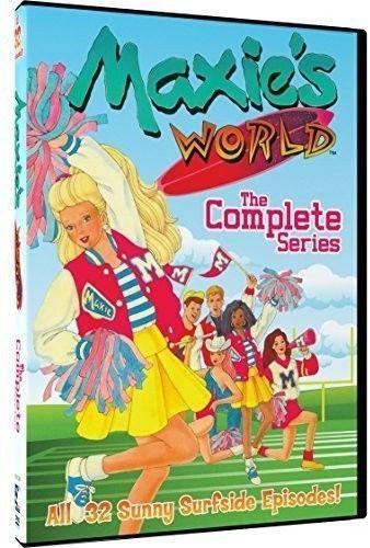 Maxies World: The Complete Series (DVD Set) New TV Cartoon