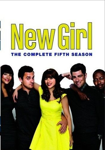 New Girl: The Complete Fifth Season 5 (DVD Set) New! TV Show Comedy