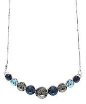 Blue-Tone Swarovski® Crystal Statement Necklace - $32.73