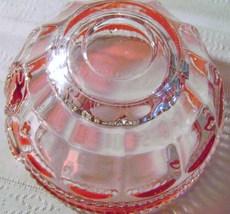 Mikasa Ruby Ribbon Crystal Tealight Holder image 4