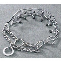 Prong Collar w/ Rubber Tips All Sizes! Pinch Ch... - $5.99 - $14.59
