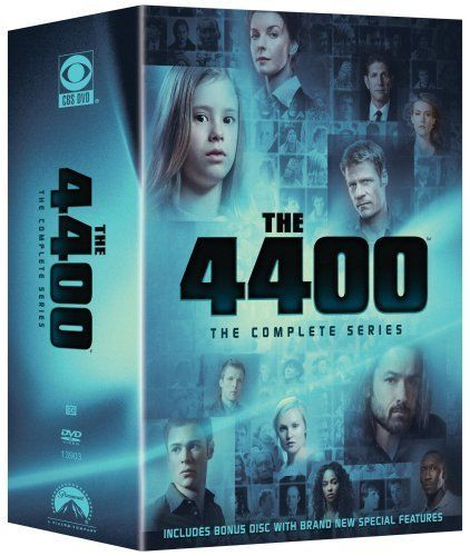 The 4400: The Complete TV Series Seasons 1 2 3 4 (DVD Set)