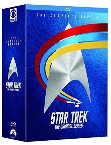 Star Trek: Original Series - Complete Series (Blu-ray Set) New! Classic Sci-Fi