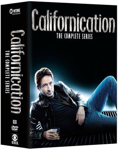 Californication: The Complete TV Show Series (DVD Set New)