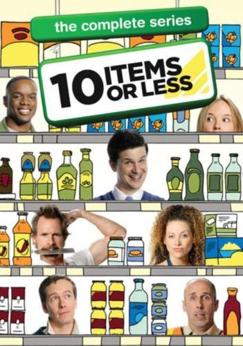 10 Items Or Less: Complete Series (DVD Set) TV Show New