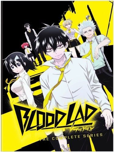 Blood Lad: The Complete Series (DVD Set) Anime