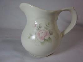 Pfaltzgraff Tea Rose Creamer - $6.92