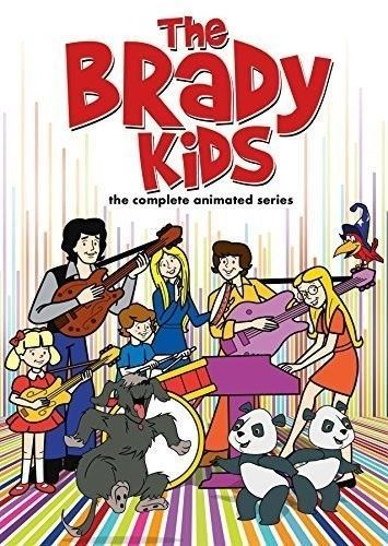 Brady Kids: The Complete Animated Series (DVD New) Classic Cartoon TV Show