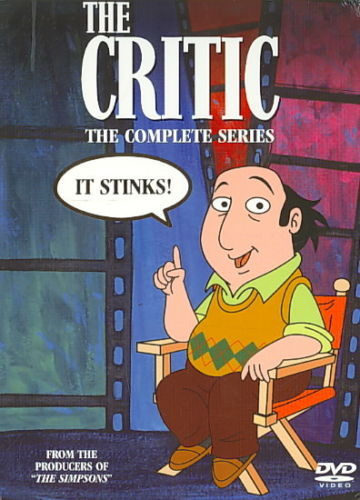 Critic: The Entire Series (DVD Set)  TV Show Animation Complete