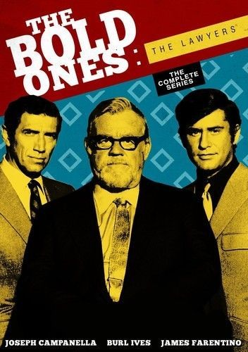 Bold Ones: The Lawyers - Complete Series (DVD Set) New