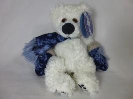 "First and Main Polarimo Polar Bear bean plush 8"" - $14.84"