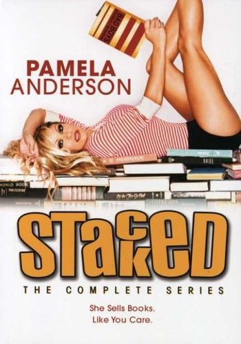 Stacked: The Complete Series (DVD Set) Pamela Anderson TV Show New