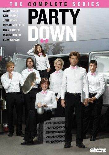 Party Down: The Complete Series DVD Set New TV Show