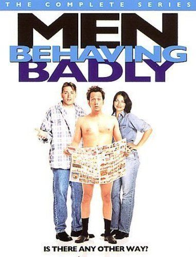 Men Behaving Badly: The Complete Series (DVD Set) New! TV Comedy Show