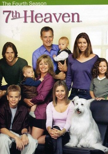 7th Heaven: The Complete Fourth Season 4 (DVD Set) New! TV Series