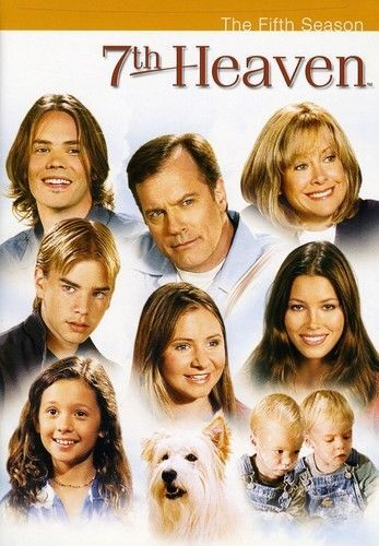 7th Heaven: The Complete Fifth Season 5 (DVD Set) New TV Series