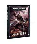 Codex Harlequins Warhammer 40,000 (HB) - $29.75