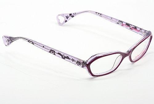 e4c8244e1c56e Betsey Johnson Galaxy Glam 01 Raven Eyeglasses Eyewear Optical Frame Edit  item