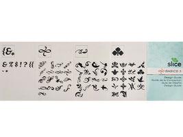 Slice Basics 3 Design Card and Design Guide, Scrapbooking, Cards & More image 3