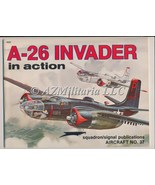 A-26 Invader In Action Aircraft No. 37 - $17.75