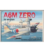 A6M Zero In Action Aircraft No. 59 - $12.75