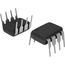 10PCS Texas Instruments NE555P NE555 555 - Single Precision Timer - New IC - $9.88