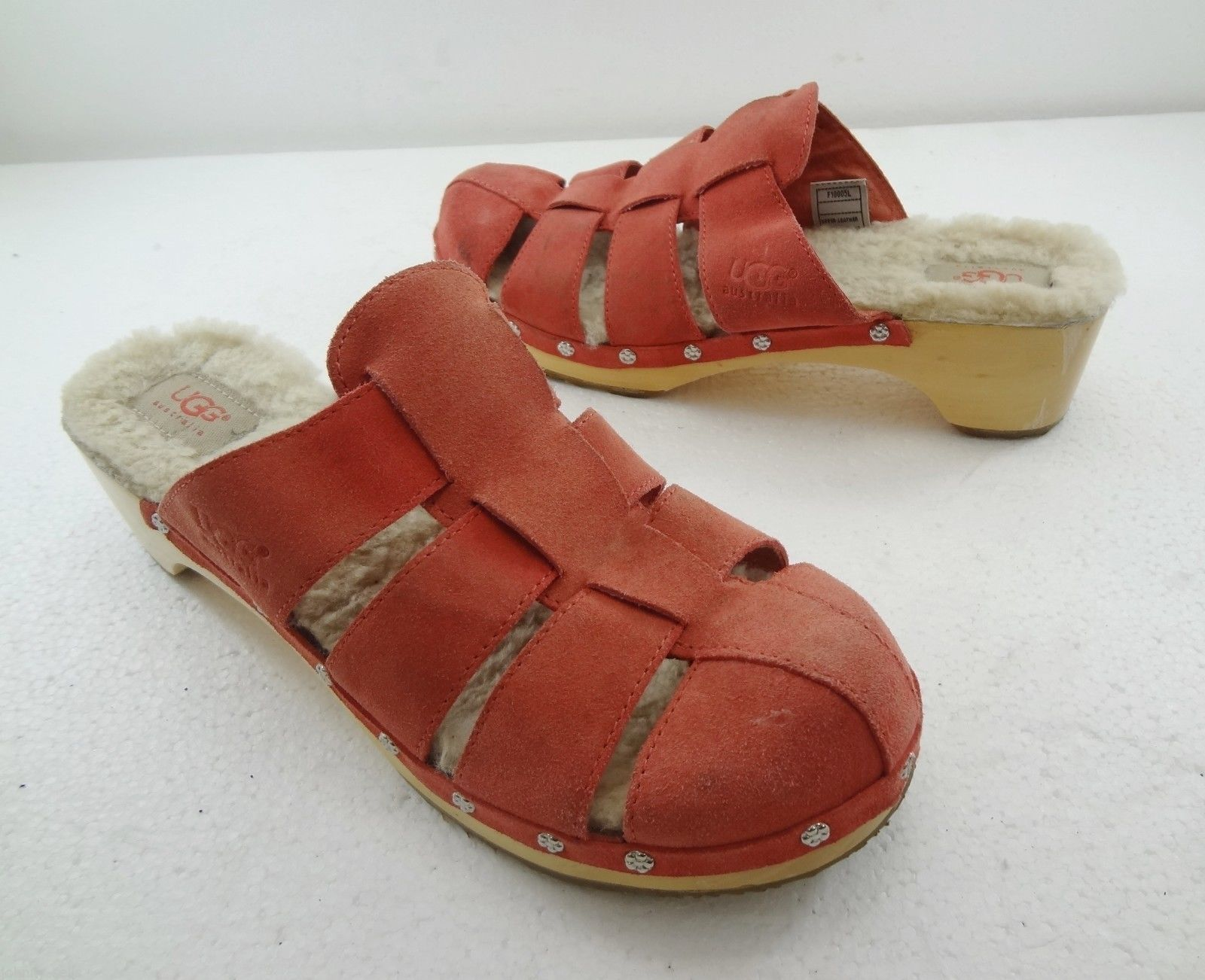 46e40d719 UGG Australia Womens 10 Wasabi 1680 Coral and 50 similar items. S l1600