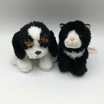 "Melissa & Doug Puppy Dog & Kitty Mini Plush 6"" - $16.82"