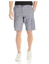 Dockers Men's Washed Cargo Short Classic Fit gray sz. 42 - $15.20