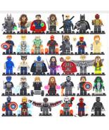 Lot of 34Pcs MiniFigures Lego Super Heroes MARV... - $28.99