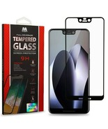 GOOGLE Pixel 3 XL & 3 Tempered Glass Curved Screen Protector FULL COVERA... - $7.99