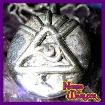 Illuminati Powerful Psychic Third Eye of Divine Providence Reveals All! haunted - $299.99
