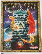 Tower Siege: Customizable Card Game - Arcane Games fantasy strategy dice... - $20.00