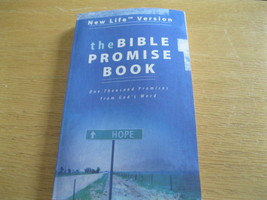 The Bible promise book One thousand promises fr... - $3.00
