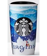 Starbucks 2016 Virginia Local Collection Double... - $39.99