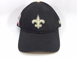 New Orleans Saints New Era Women's 9Forty 940 Adjustable Breast Cancer Cap Hat