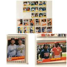 1989 Fleer Baseball LOT / HOF / NM/MT/ Rookies / Boggs / Pucket / McGwir... - $5.93