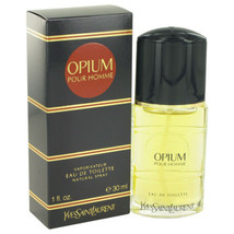 OPIUM by Yves Saint Laurent Eau De Toilette Spray 1 oz (Men) - $43.15