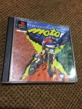 International Moto X (Sony PlayStation 1, 1996) - European Version - $3.48